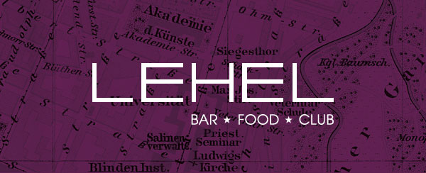LEHEL BAR*FOOD*CLUB - Valentinstag